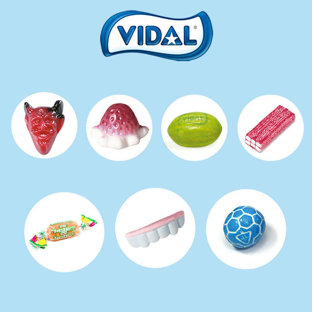 Vidal Candies sets the trend in the sugar confectionery sector