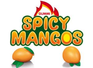 Pittige mango's