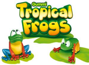 Tropische kikkers
